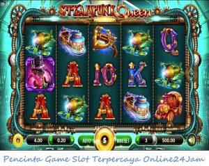 Pencinta Game Slot Terpercaya Online24Jam